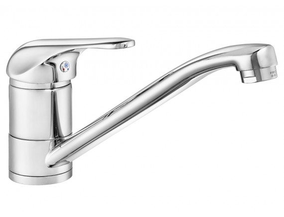 DORE SINGLE HOLE ROTATING SINK MIXER